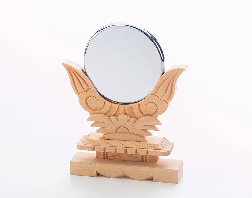 神棚の里「神鏡」