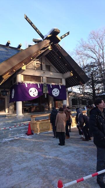 帯廣神社の建物その他
