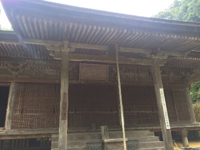 福井県羽賀寺の写真