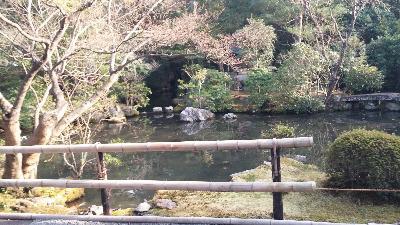 金地院(南禅寺塔頭)の庭園