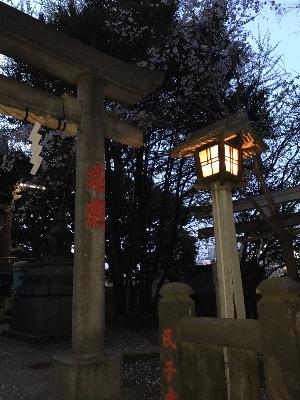 諏方神社の建物その他