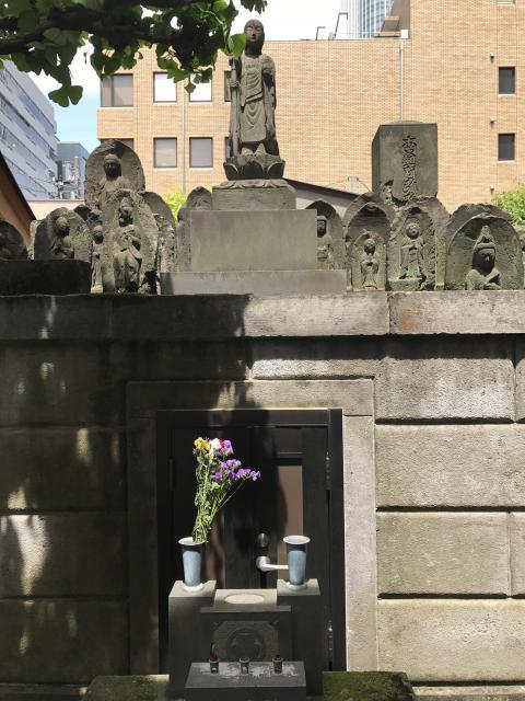 虎ノ門金刀比羅宮の近くの神社お寺|興昭院