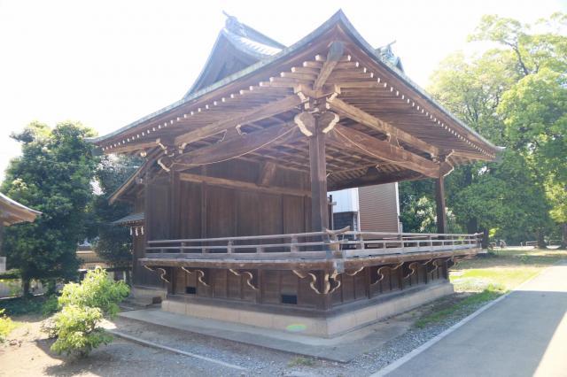 埼玉県秋葉神社の建物その他