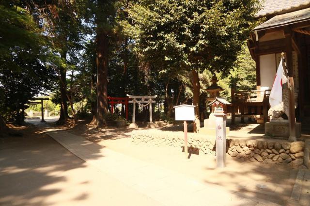 尾崎神社の末社