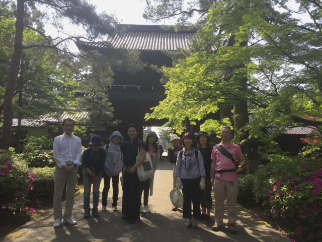 石川県天徳院の写真