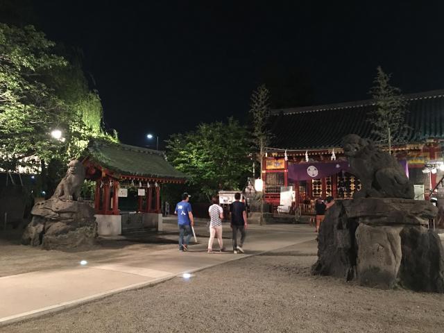 浅草神社のお祭り