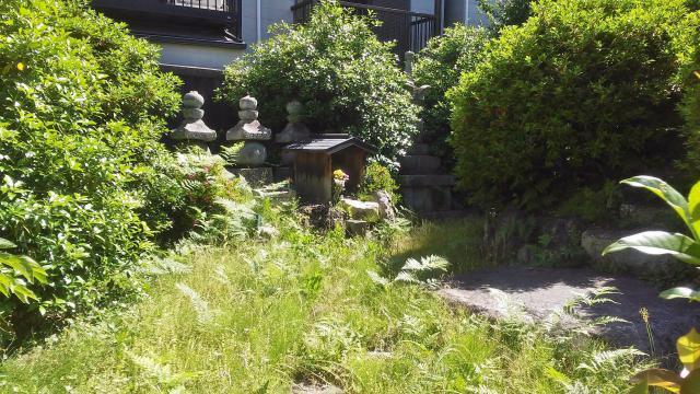 東向観音寺のお墓