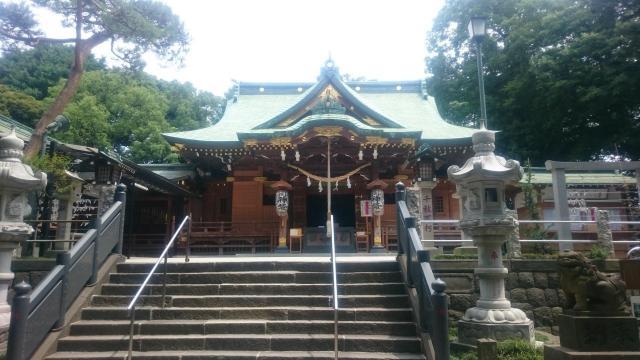 東京都大鷲神社の建物その他
