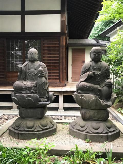 東京都東福寺の地蔵