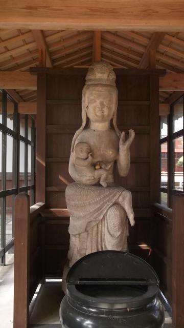 隆明山大栄寺の仏像