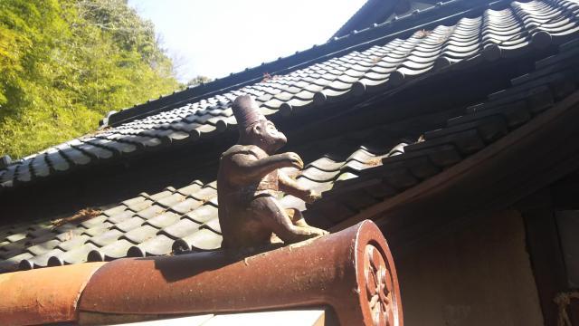 岡山県天津神社の芸術