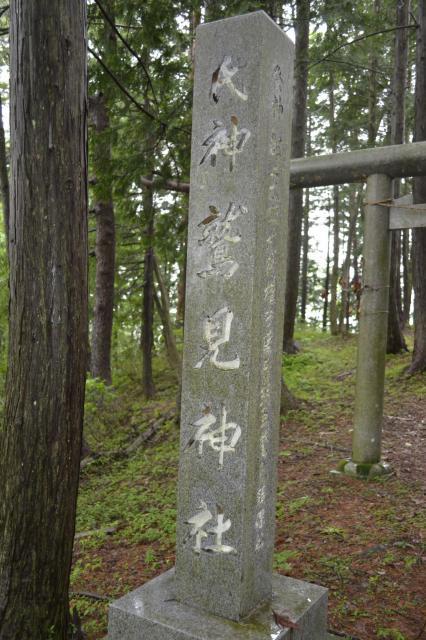 岐阜県鷲見神社の写真