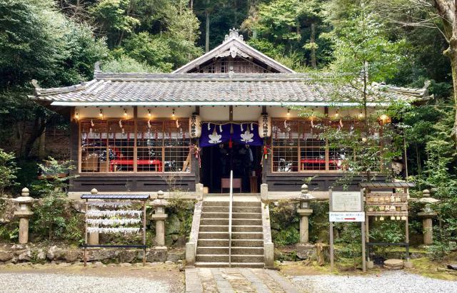 大阪府吉川八幡神社の写真