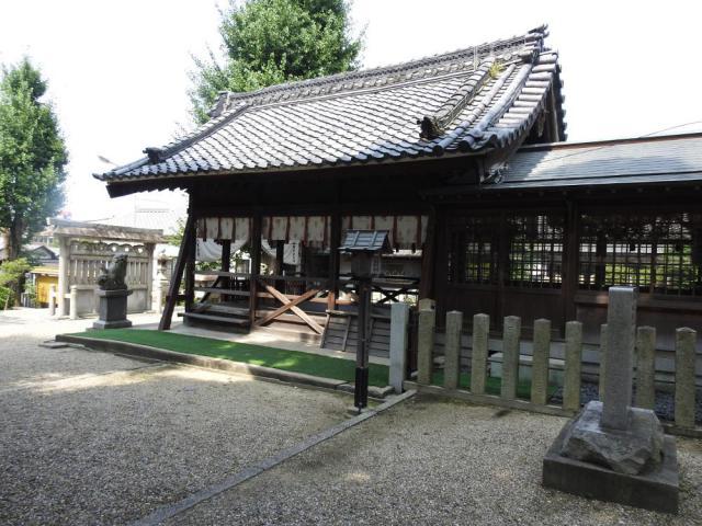 羊神社の建物その他