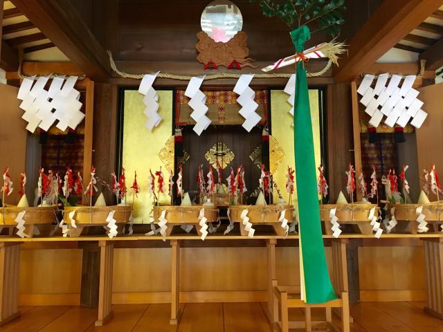 大阪府香具波志神社の建物その他