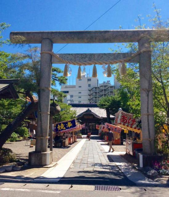 千葉県八剱八幡神社の本殿