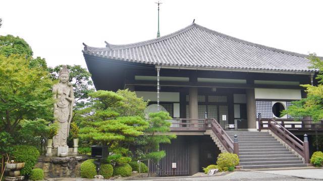 京都府大雲院の本殿