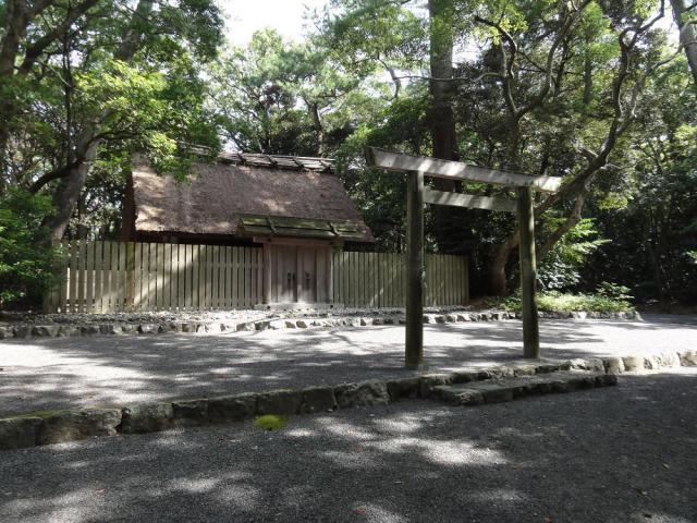 三重県御塩殿神社(伊勢神宮内宮所管社)の本殿
