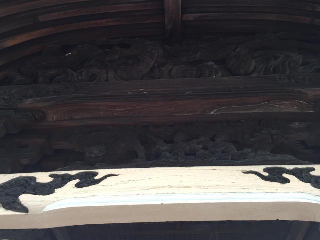 宮崎県今山八幡宮の写真