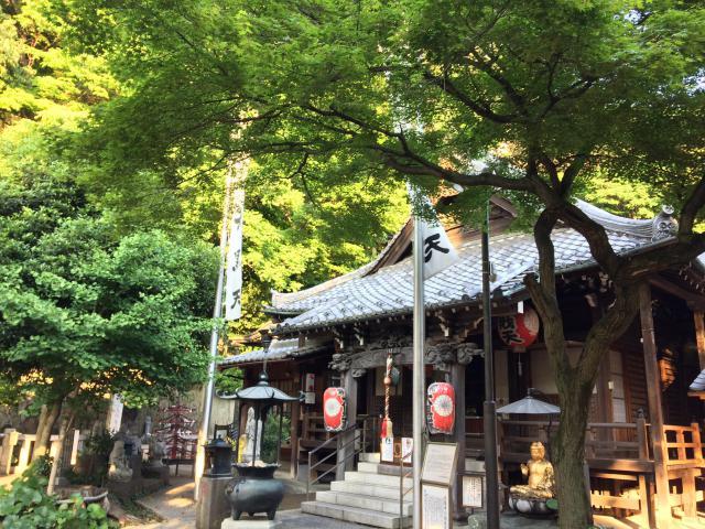 東京都大圓寺の本殿