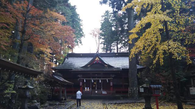 静岡県東口本宮冨士浅間神社の本殿