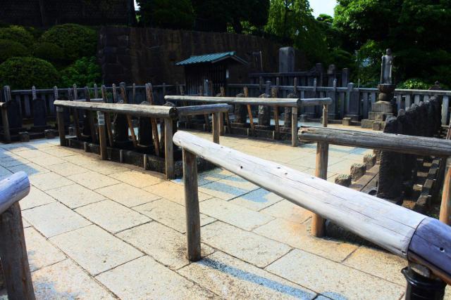 泉岳寺の建物その他