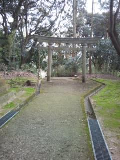石川県波自加弥神社の本殿
