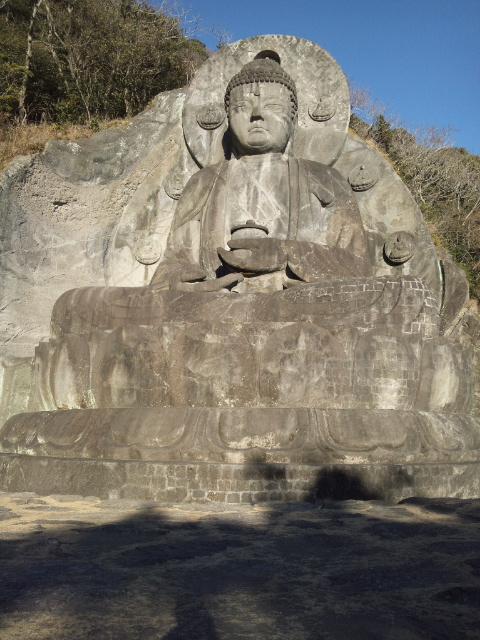 千葉県日本寺の仏像
