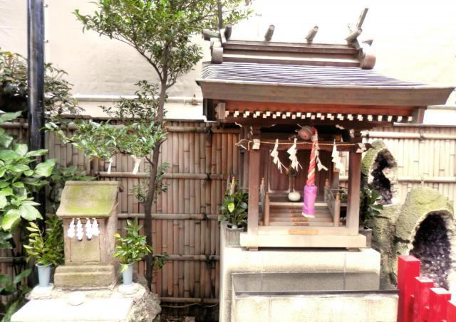 居木神社の近くの神社お寺|荏原金刀比羅神社