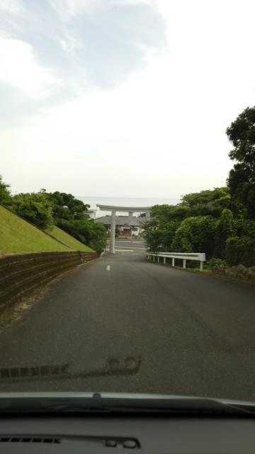鹿児島県屋久島大社の建物その他