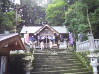 中之嶽神社の建物その他