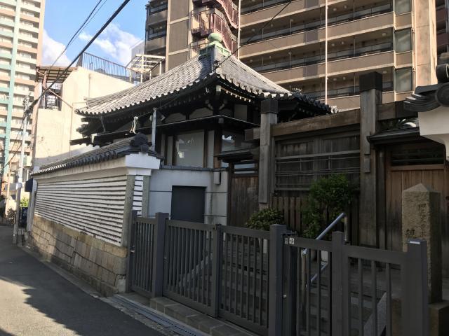 大阪府施行院の建物その他