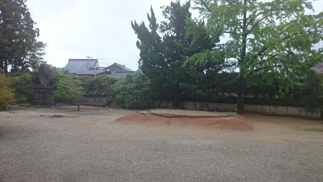 鳥取県勝田神社の建物その他