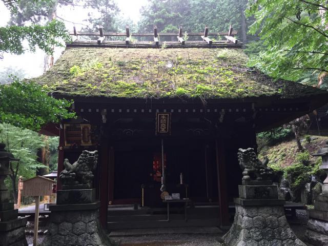 埼玉県八王寺(竹寺)の建物その他