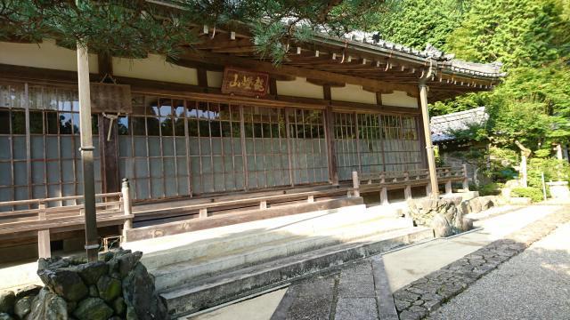 滋賀県光明寺の建物その他