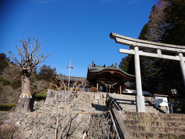 夫婦木神社の建物その他