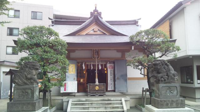 東京都穏田神社の建物その他