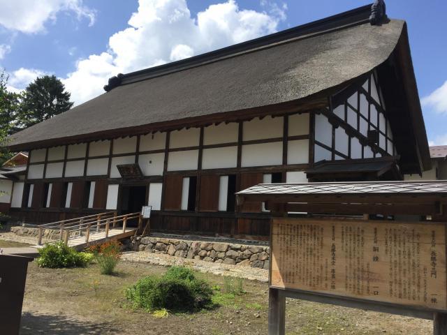 長勝寺の建物その他