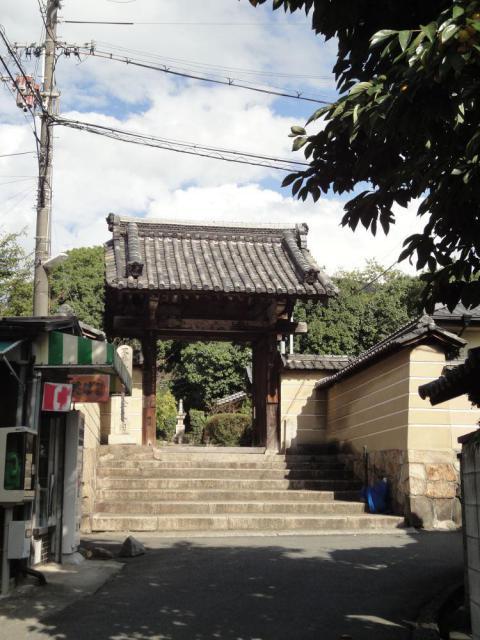大阪府教興寺の建物その他