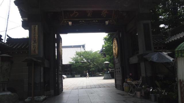 萬行寺の建物その他