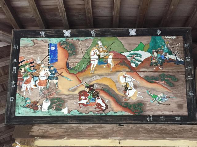 熊本県男成神社の建物その他