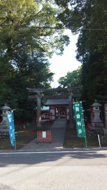 揖宿神社の建物その他