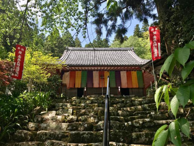 奈良県仏隆寺の建物その他