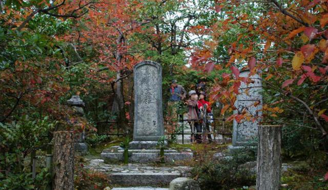 光悦寺のお墓