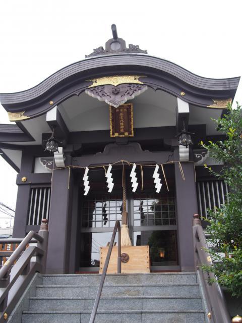 神楽坂若宮八幡神社の建物その他