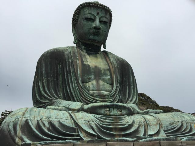 高徳院の仏像