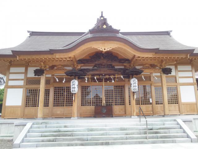 長野県武井神社の建物その他