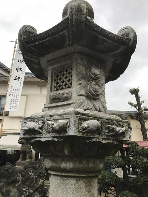 天祖神社の芸術