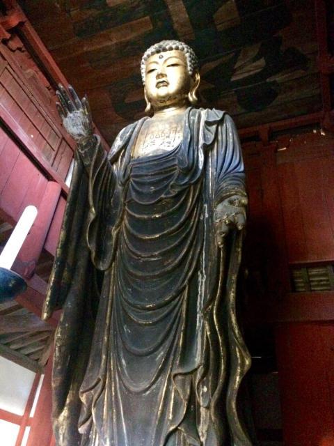 神奈川県妙傳寺の仏像