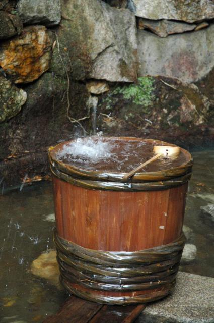 長楽寺の手水